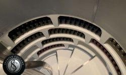 spiral-staircase-wine-cellar