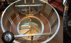 spiral-wine-cellar-construction